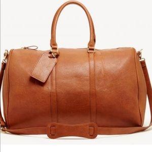 Sole society Weekender Bag